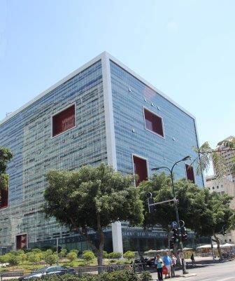 Институт сердца Сами Офер в Тель-Авивском медицинском центре Сураски (Ихилов)