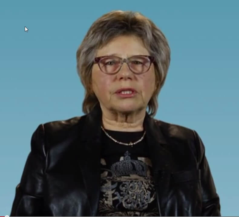 израильский врач, иммунолог профессор Пнина Лангевич