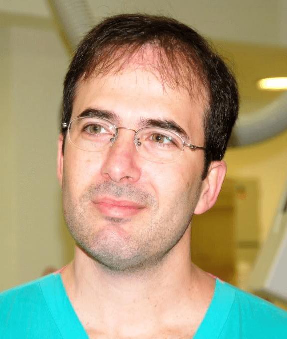 Профессор Хосе Коэн, врач в Израиле, эндоваскулярный хирург, зав. эндоваскулярным хирургическим центром, клиника Хадасса