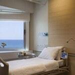 Герцлия Медикал Центр находится на берегу Средиземного моря в 10 минутах от Тель Авива